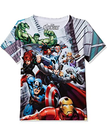 28e423f731 T-Shirts for Boys: Buy Boy's T-Shirts Online at Low Prices in India ...