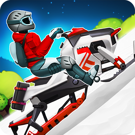 Winter Sports Game: Risky Road S...