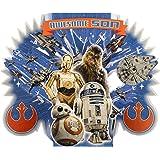 Birthday Card for Son from Hallmark - Star Wars Super Card 'Good Guy' Design