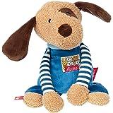 sigikid, Jungen, Stofftier, Hund, Babys Beste Freunde, Blau, 38729