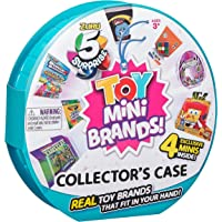 ZURU 5 SURPRISE 7780 Mini Toys Collectors Case
