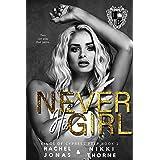 Never His Girl: Dark High School Bully Romance (Kings of Cypress Prep Book 2) (English Edition)
