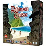 Robinson Crusoe: Adventures on The Cursed Island Co-operative Board Game