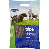 Hollings Tripe Sticks Treats for Dogs (Size: 500g)