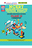 Oswaal NCERT Problems - Solutions (Textbook + Exemplar) Class 12 Chemistry Book (For 2021 Exam)