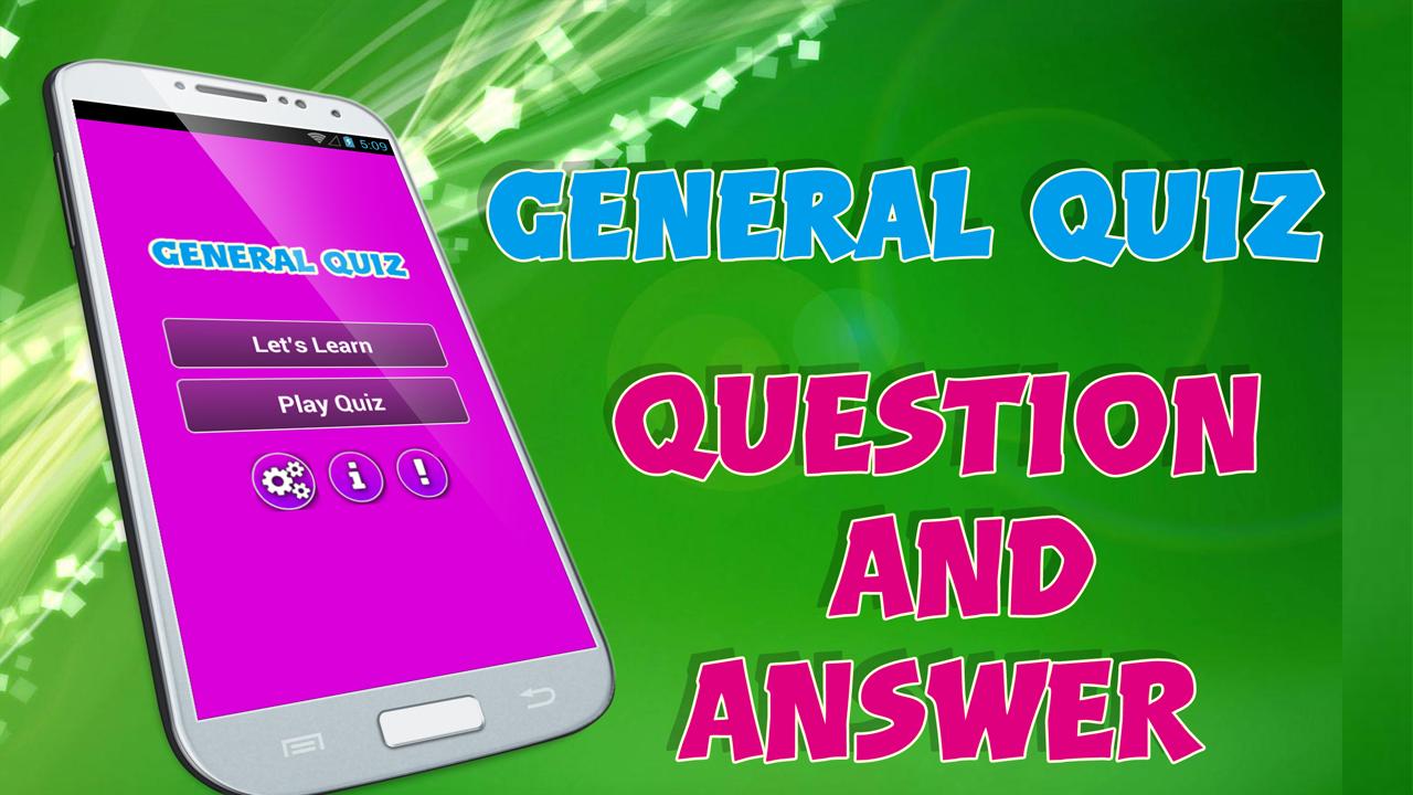 General Knowledge Quiz Games