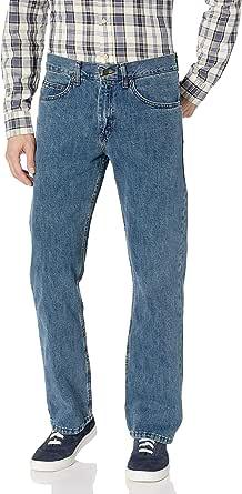 Lee Uniforms Men's Regular Fit Bootcut Jean, Wylie, 30W / 34L