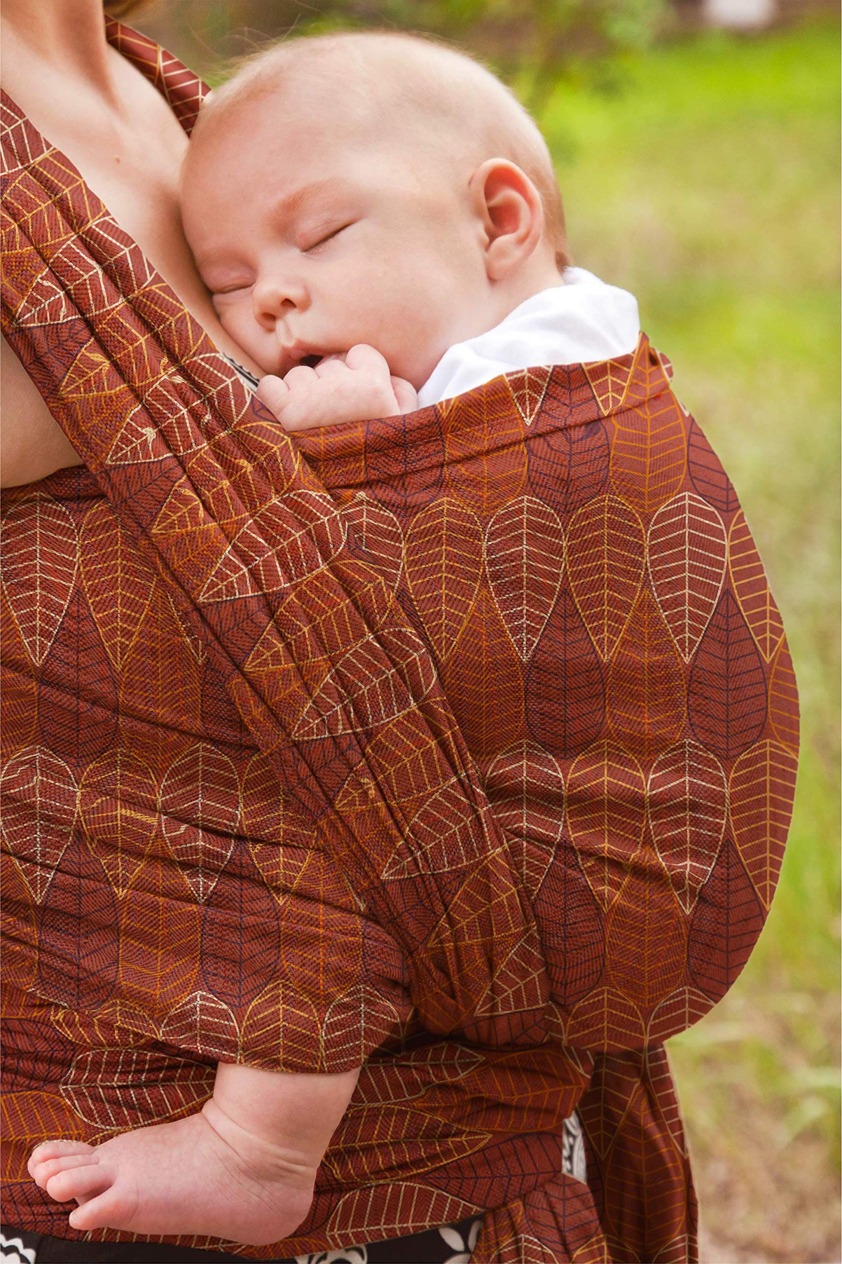 Hypoallergenic GOTS Organic Certified Cotton Baby Wrap Sling Carrier | No Antracene | Certifications: CPSIA, GOTS, CCPA, UK/EU, Safety Tested | Washing & Drying Machine | Newborn | Infant | EU Brand Piccolorganics Certifications: GOTS Organic Cotton, CCPA, CPSIA, CPC, EN 1462. EU/UK Regulation. Weight and resistance certification. For 6lb/2.7kg - 35 lbs/16kg - For Newborns up to 2 years old. European Brand. 520cm x 55cm The PiccolOrganics organic baby wraps are manufactured with premium materials to ensure years of use, through repeated washes and drying cycles. Even better, you can use it in the Washing and Drying machine! 3