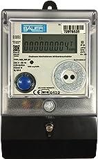 elektronischer Wechselstromzähler 5/40 A. MID Zulassung bzw. geeicht und für Verrechnungszwecke zugelassen von EBY17