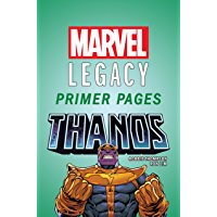 Thanos - Marvel Legacy Primer Pages (Thanos (2016-2018))