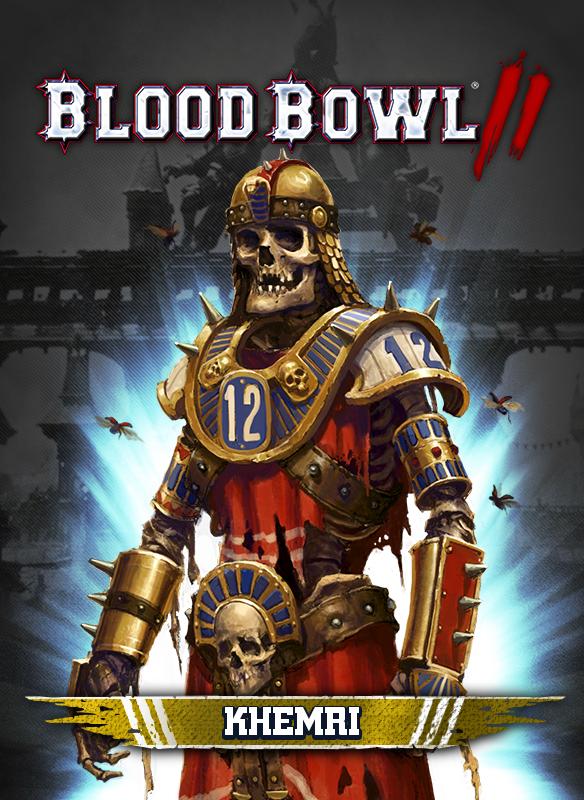 Blood Bowl 2 - Khemri DLC [Code Jeu PC/Mac - Steam]