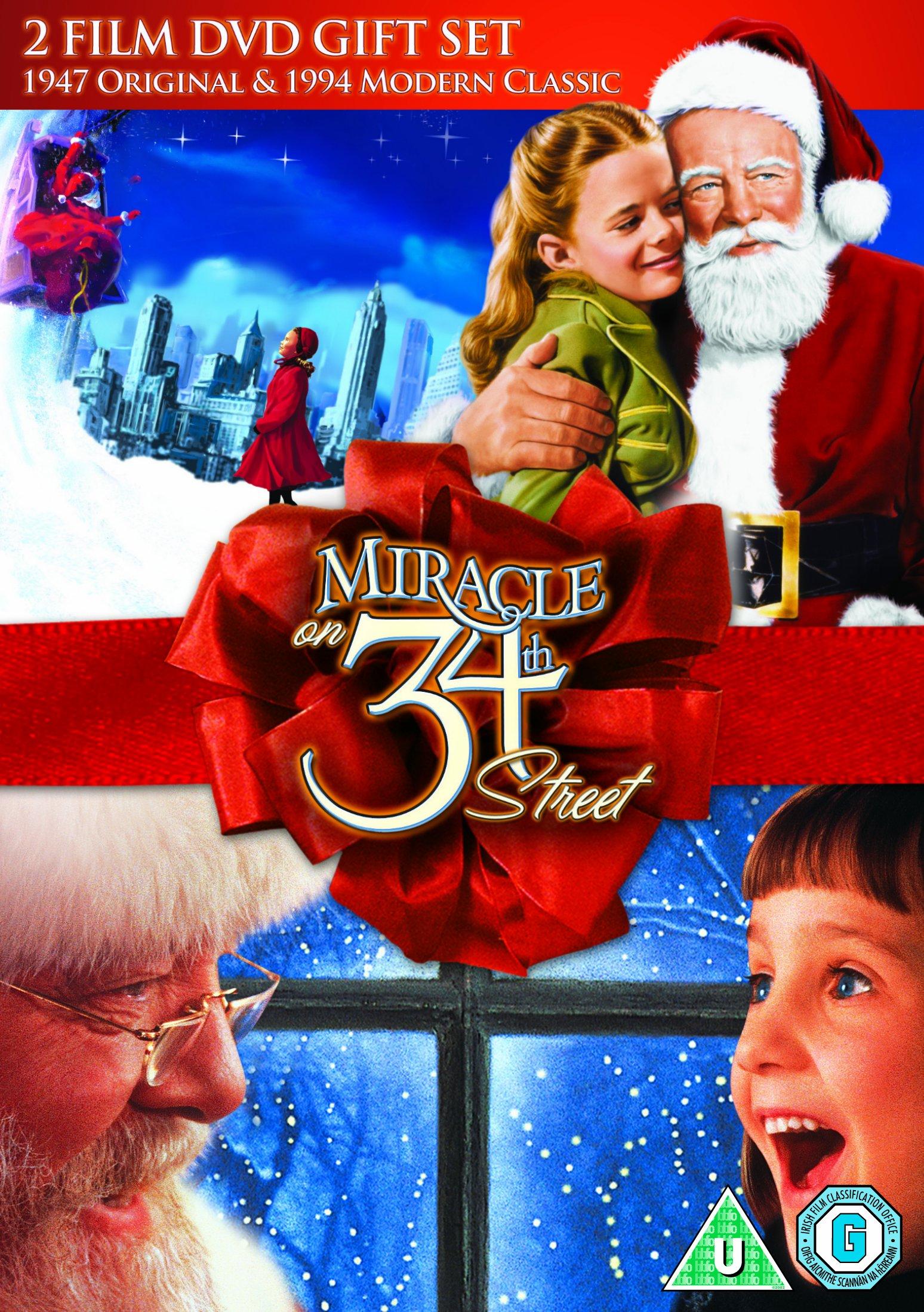 Miracle On 34Th Street (1947)/Miracle On 34Th Street (1994) [Edizione: Regno Unito]