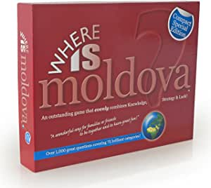 Where is Moldova NEW Compact Edition with new Question by Seager Games