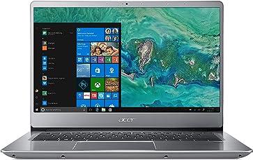 "Acer SF314-54G-59AL Notebook con Processore Intel Core i5-8250U, RAM da 8 GB DDR4, 256 GB SSD, Scheda video NVIDIA GeForce MX150 SSD 2 GB GDDR5, Display da 14"" FHD, Silver"