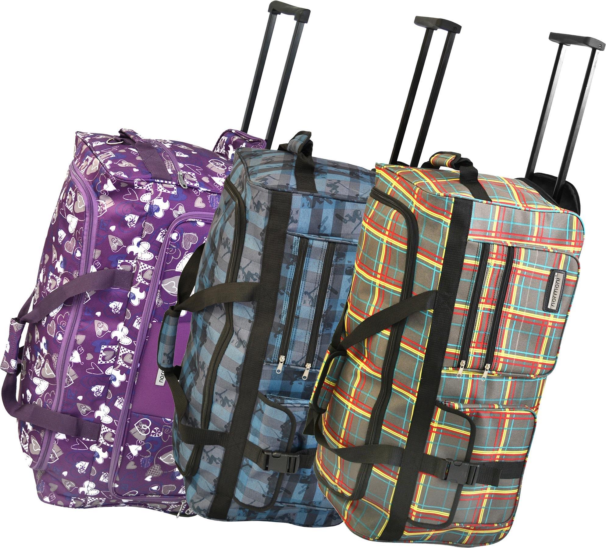 normani-Leichte-XXL-Reisetasche-Rollenreisetasche-Trolley-Sporttasche-mit-Rollen