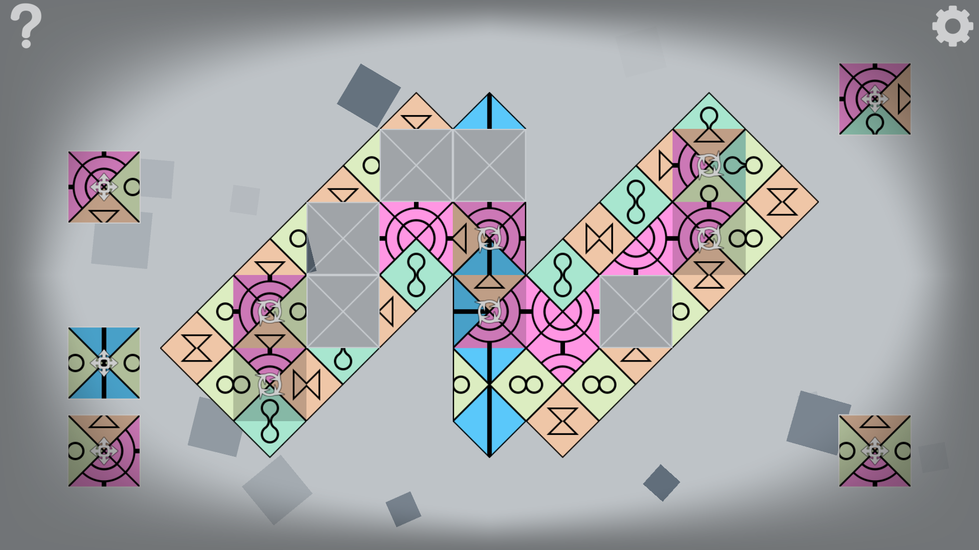AuroraBound Pattern Puzzles Amazon Appstore for Android