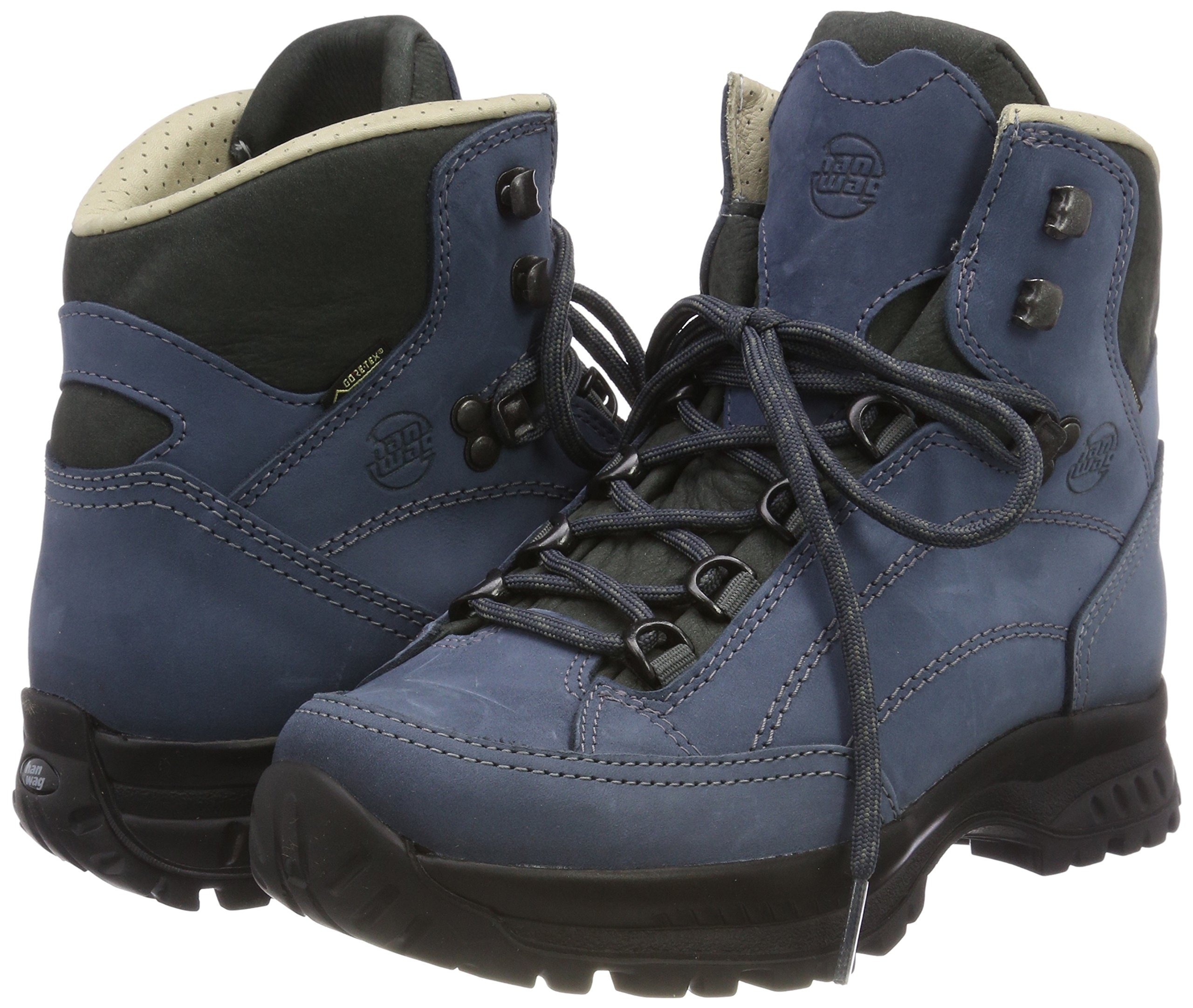 Hanwag Women's Alta Bunion Lady Gtx High Rise Hiking Boots