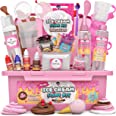 Original Stationery Mini Slime Kits for Girls - Ice Cream Edition, All You Need to Make Ice Cream Slimes, Fluffy Slime and Bu
