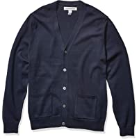 Amazon Essentials Cardigan in Cotone Uomo