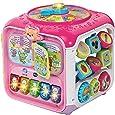 VTech - 183455 - Super Cube de Découverte - Rose