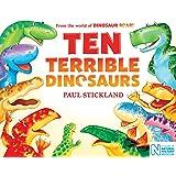 Ten Terrible Dinosaurs (Dinosaur Roar)
