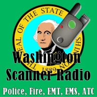 Washington State Scanner Radio - Police, Fire, EMS, ATC