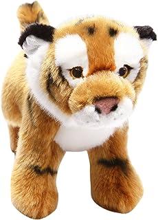 FINIVE Plüschtier, 20cm Plüsch Hündchen Tier Kleidung Puppe