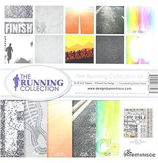 0.03 x 30.48 x 31.75 cm Reminisce Collection Kit x 12-inch Multi-Colour