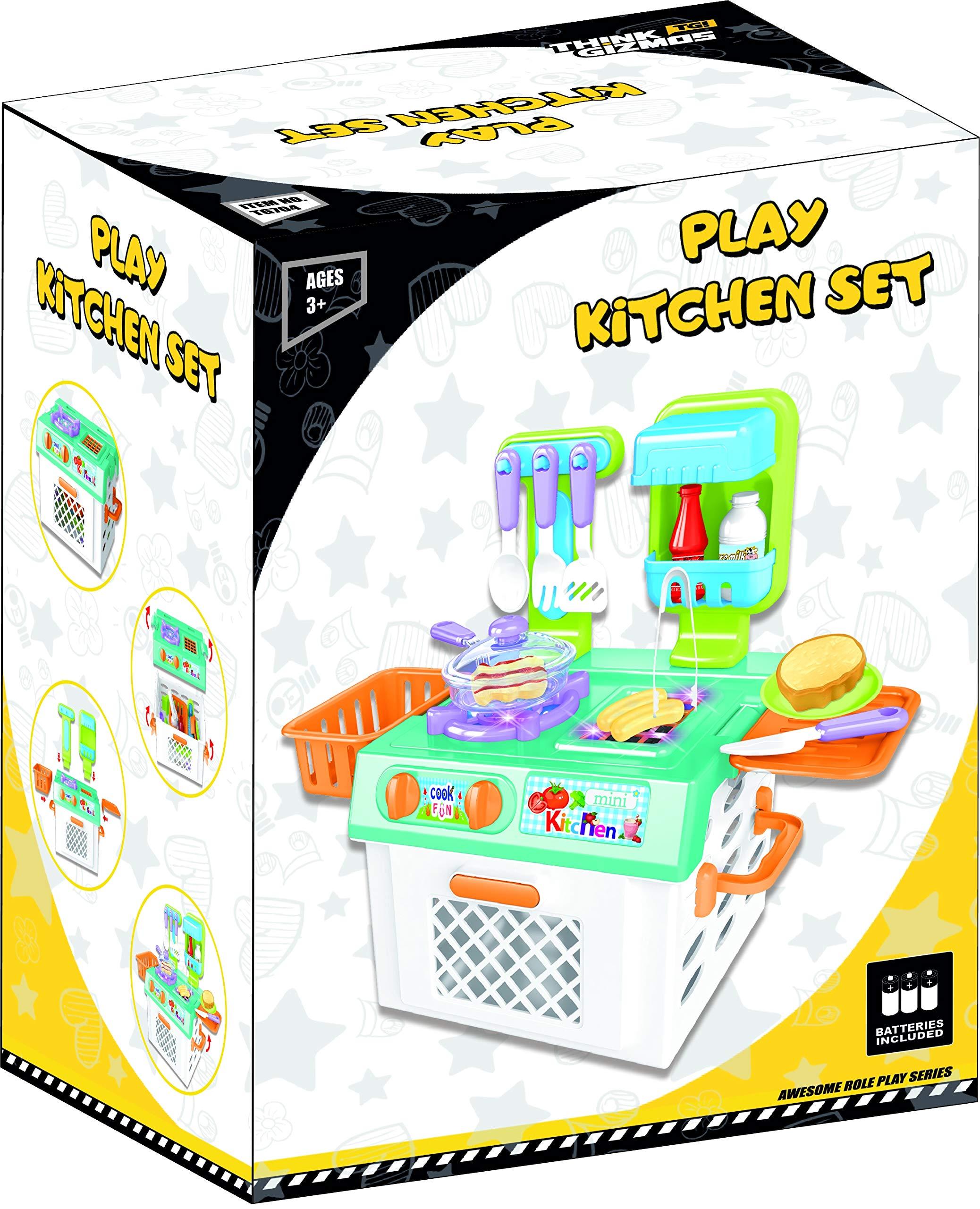 Tg704 play kitchen set