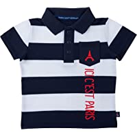 PARIS SAINT-GERMAIN Polo bébé garçon PSG - Collection Officielle