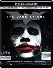 The Dark Knight (4K UHD + HD + Bonus) (3-Disc Set)