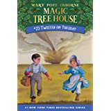 Magic Tree House #23: Twister on Tuesday (A Stepping Stone Book(TM)) (Magic Tree House (R))