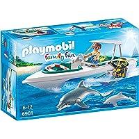 Playmobil - 6981 - Bateau de Plongée