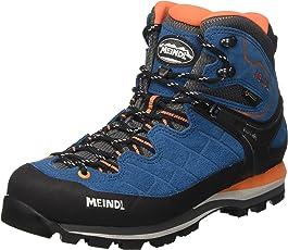 Meindl Herren Blue/Ornag Trekking-& Wanderstiefel, Blau