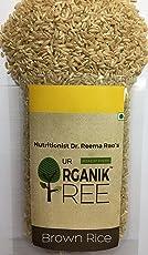 """Our Organik Tree"" ORGANIC Brown Rice 500Gms"