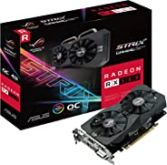 ASUS ROG Strix Radeon RX560 OC Edition 4GB GDDR5 128BIT DVI HDMI DP Ekran Kartı