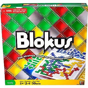 Mattel - R1983 - Jeu de société - Blokus Classic