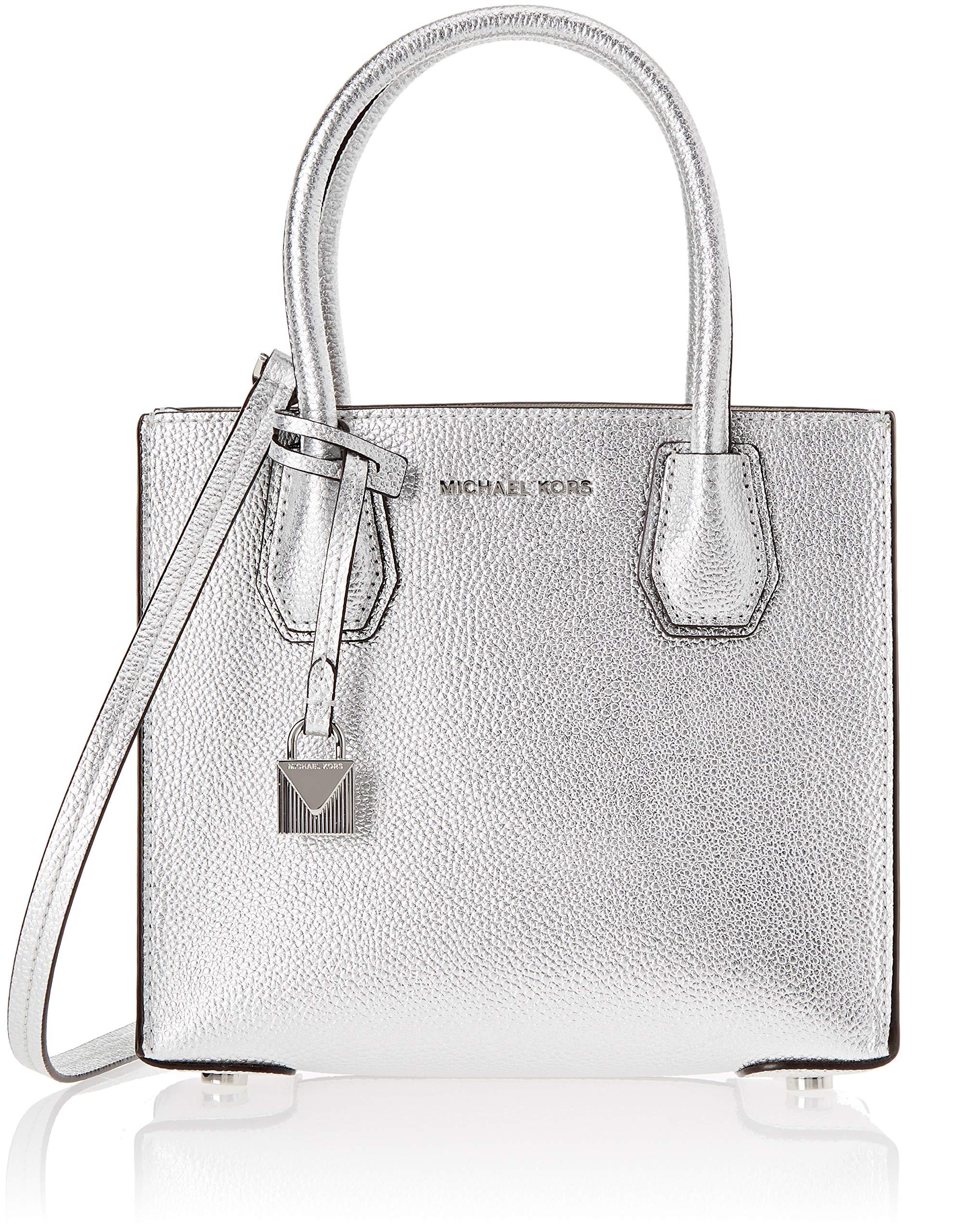 f0df608442 Michael Kors Mercer Signature Medium Messenger Bag, borsa Donna ...