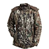 Krumba Men's Camouflage Hunting Windproof Waterproof Seam Sealed Jacket