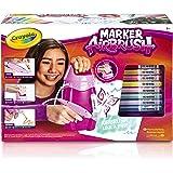 Crayola - 04-8732-e-000 - Kit De Loisirs Créatifs - Marker Airbrush - Rose