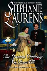 The Greatest Challenge Of Them All (Cynsters Next Generation Series Book 6) Kindle Edition
