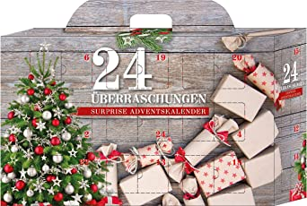 Amazon Surprise Adventskalender 2018