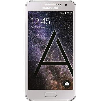 Samsung Galaxy A3 Smartphone 4 7 Zoll Blau Amazon De Elektronik