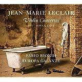 Leclair / Violin Concertos