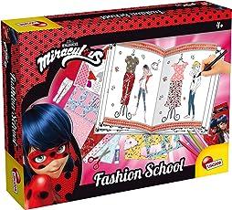 Lisciani Giochi - Ladybug Miraculous Scuola di Moda, 66117.0