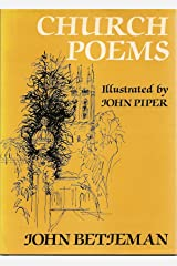 Church Poems Hardcover