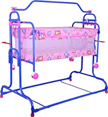 Mothertouch High Compact Cradle (Pink)