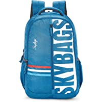 Skybags Rager 07 light Blue 47 Cms Casual Backpack, One Size (BPR7CL27ELBL)