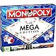Winning Moves MEGA Monopoly Gioco da tavolo