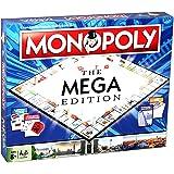 Winning Moves 2459 Mega, Meerkleurig, Een Maat
